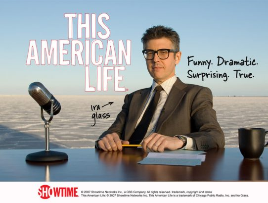 Discovering American Lives and Audio Storytelling with Ira Glass
