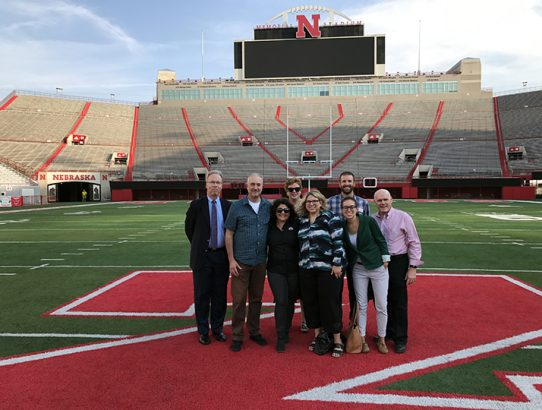 Big Ten brethren join @Unl_CoJMC to talk sports journalism